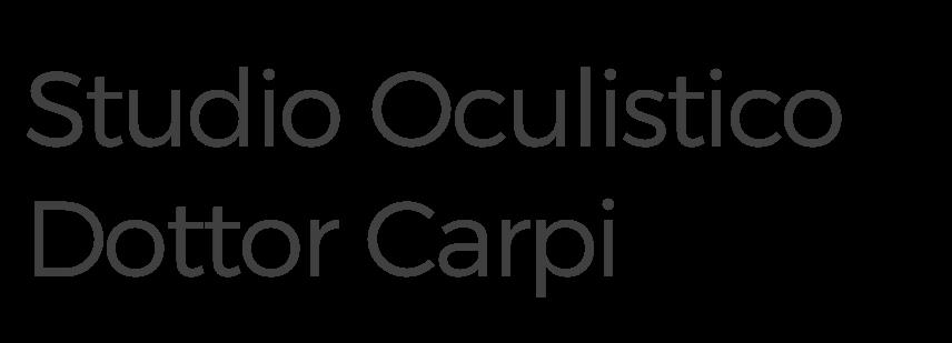 Studio oculistico Dottor Carpi a Parma