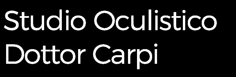 Studio oculistico Dottor Carpi